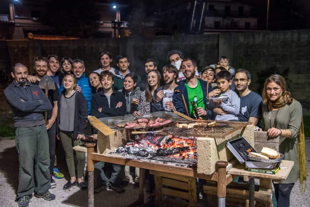 Monkey Island BBQ