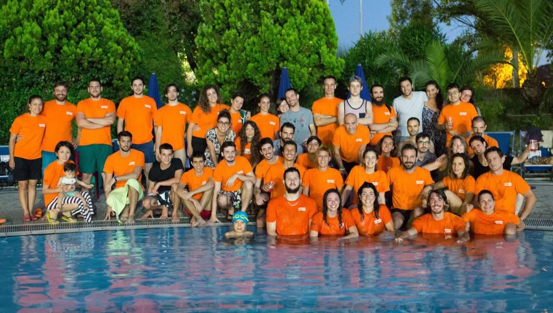 Monkey Island Pool Party Fine Stagione 2015-2016